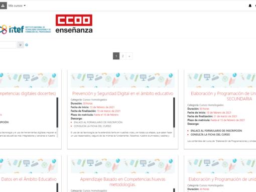 Campus Virtual de la FE de CCOO